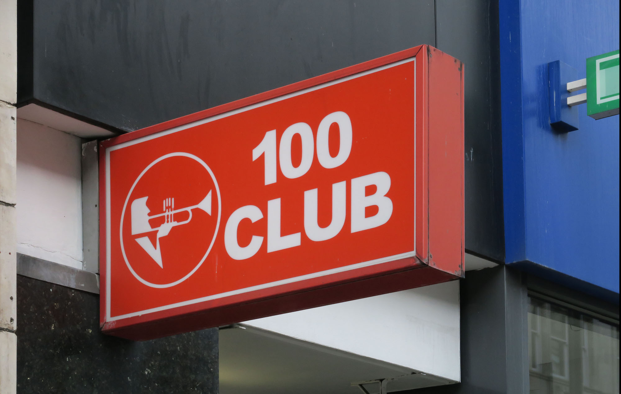 London's 100 Club will no longer share stage times